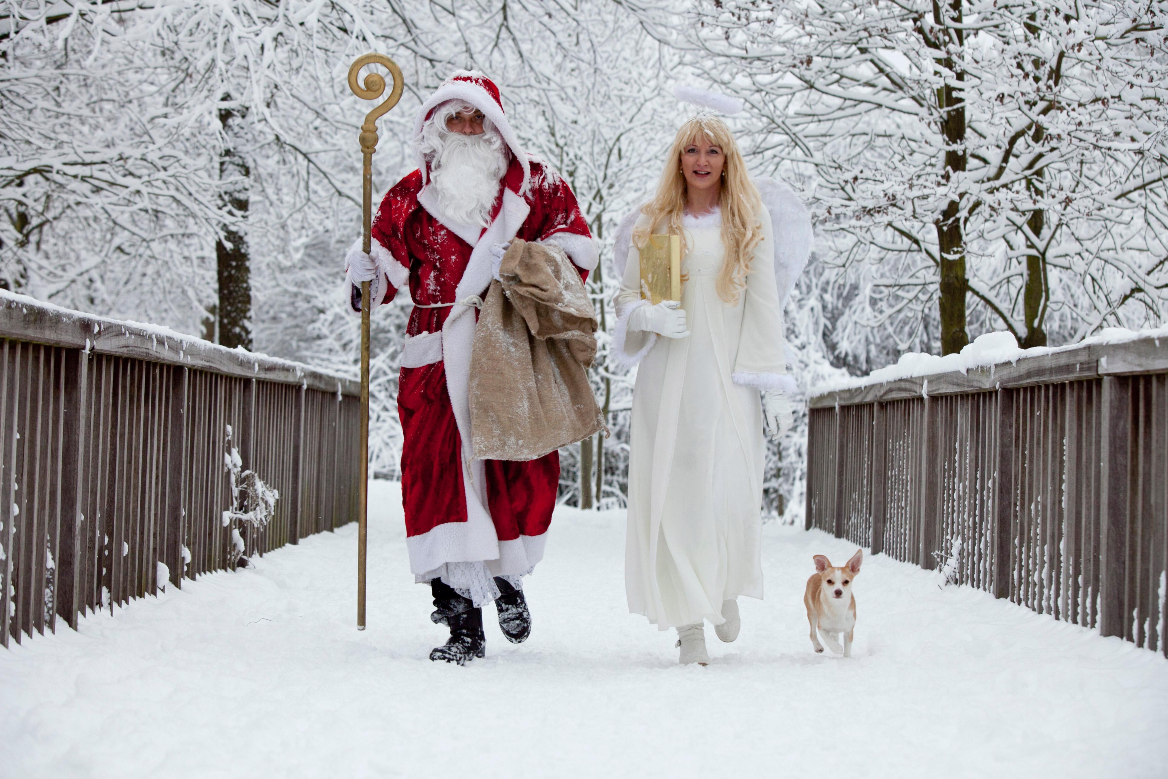 Bischof / Weihnachtsmann Kostüm